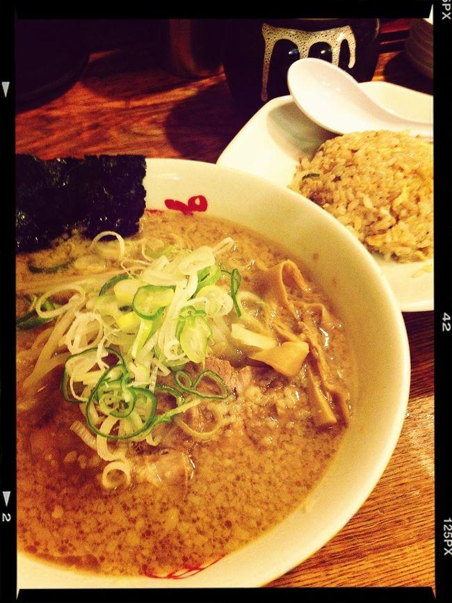 Ramen Noodles Food