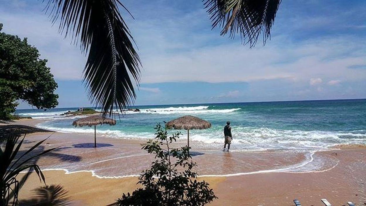 Как же я рада видеть наш океан! Совсем скоро мы будем дома :) а пока - Тангалле шриланка шриланка2016 SriLanka Srilanka2016 турсемействахеваге