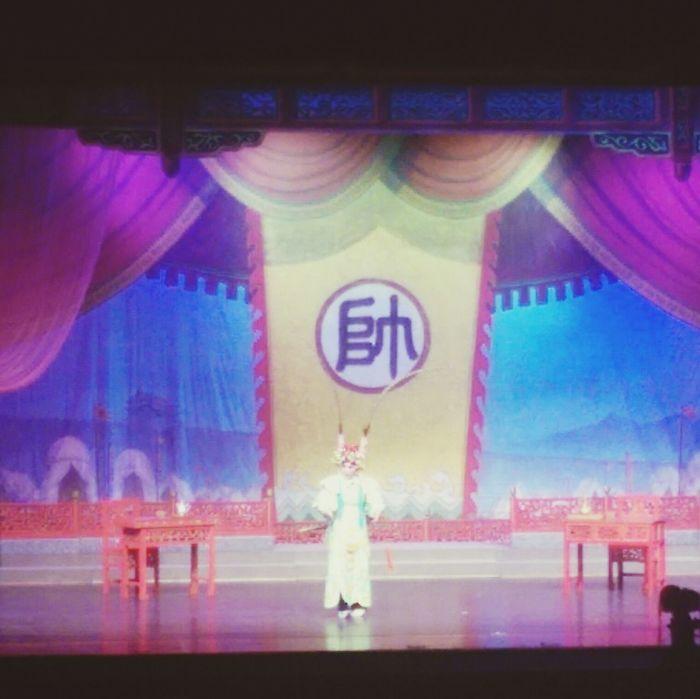 opera - dying trait in Singapore Chineseopera Cantonese Opera