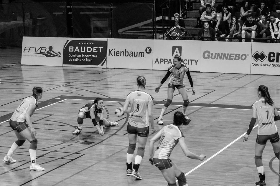 Volley-Ball, Girl, Paris-saint Cloud