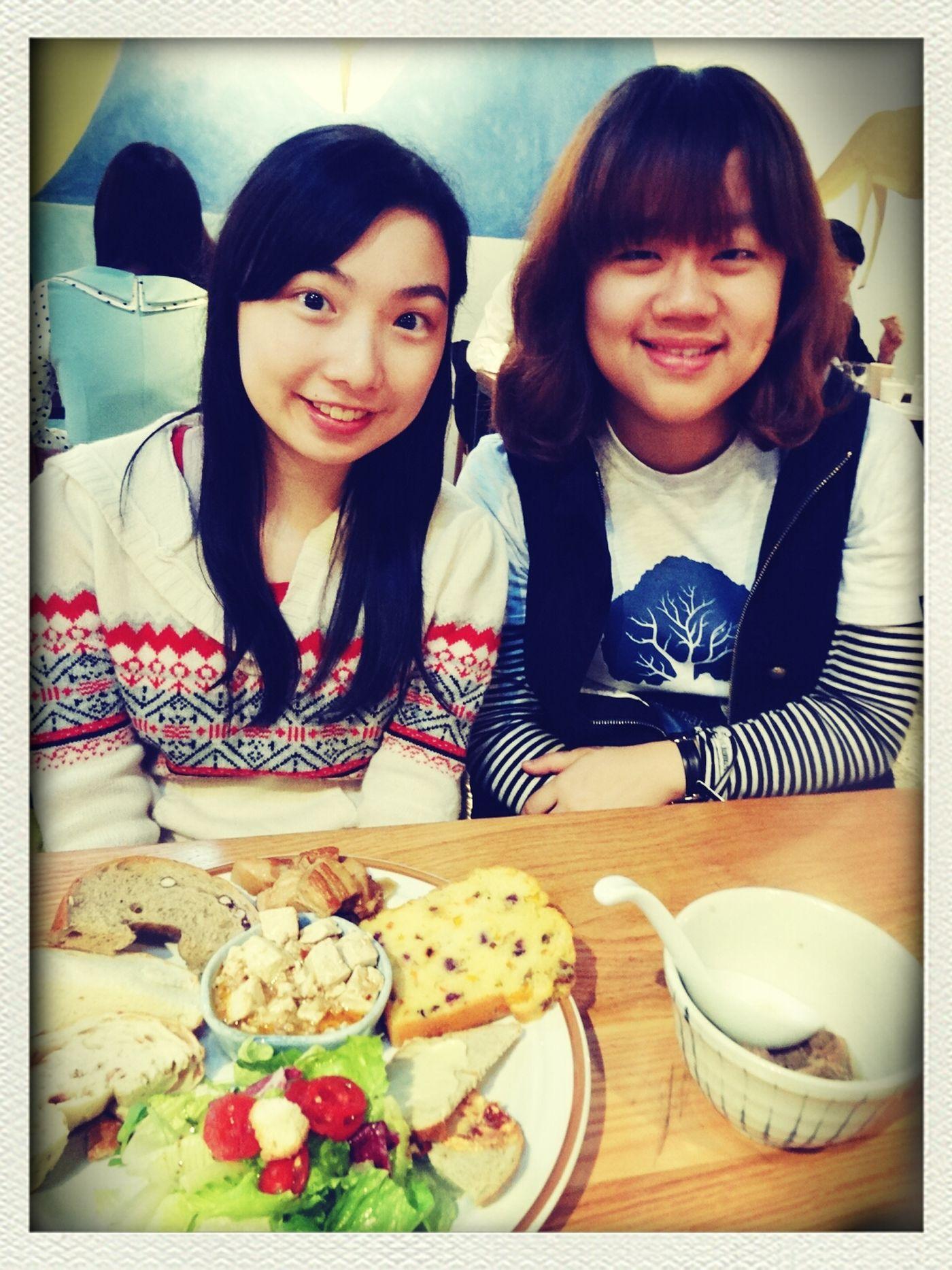 Christmas Feast Hangingout Hongkong Taiwan Friendship