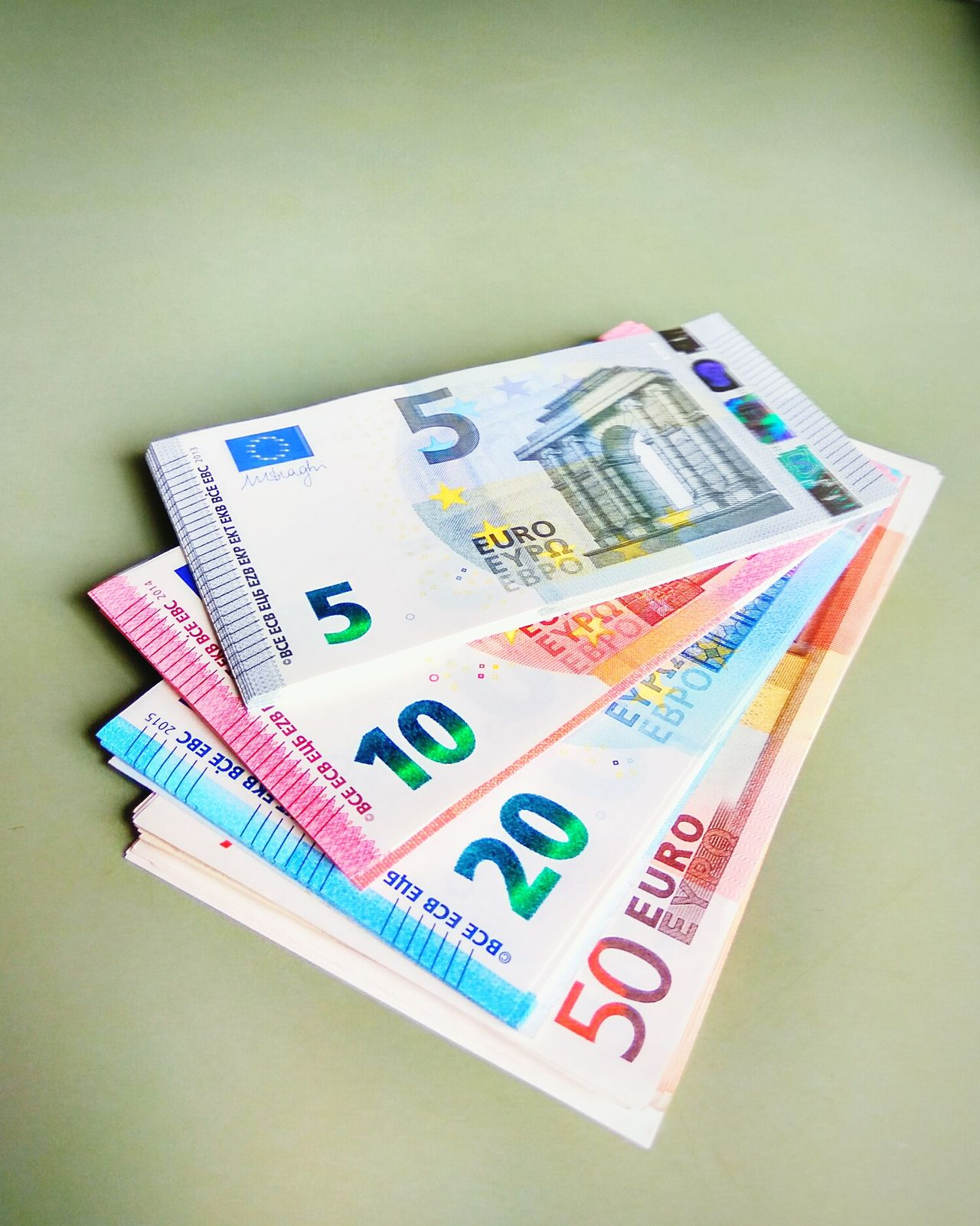 Euro Currency Money Trading Value Business Travel Paper Note