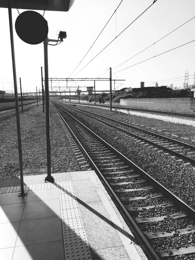 No train at this side