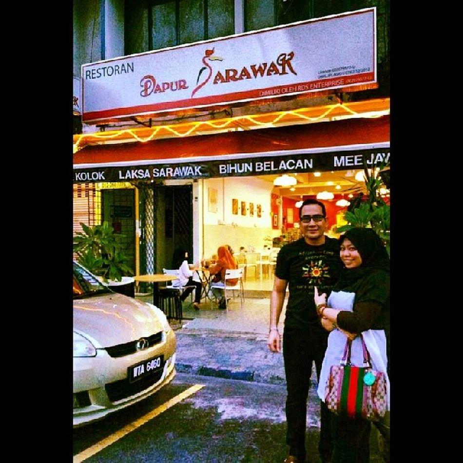 Ni haaaaa owner DapurSarawak :)