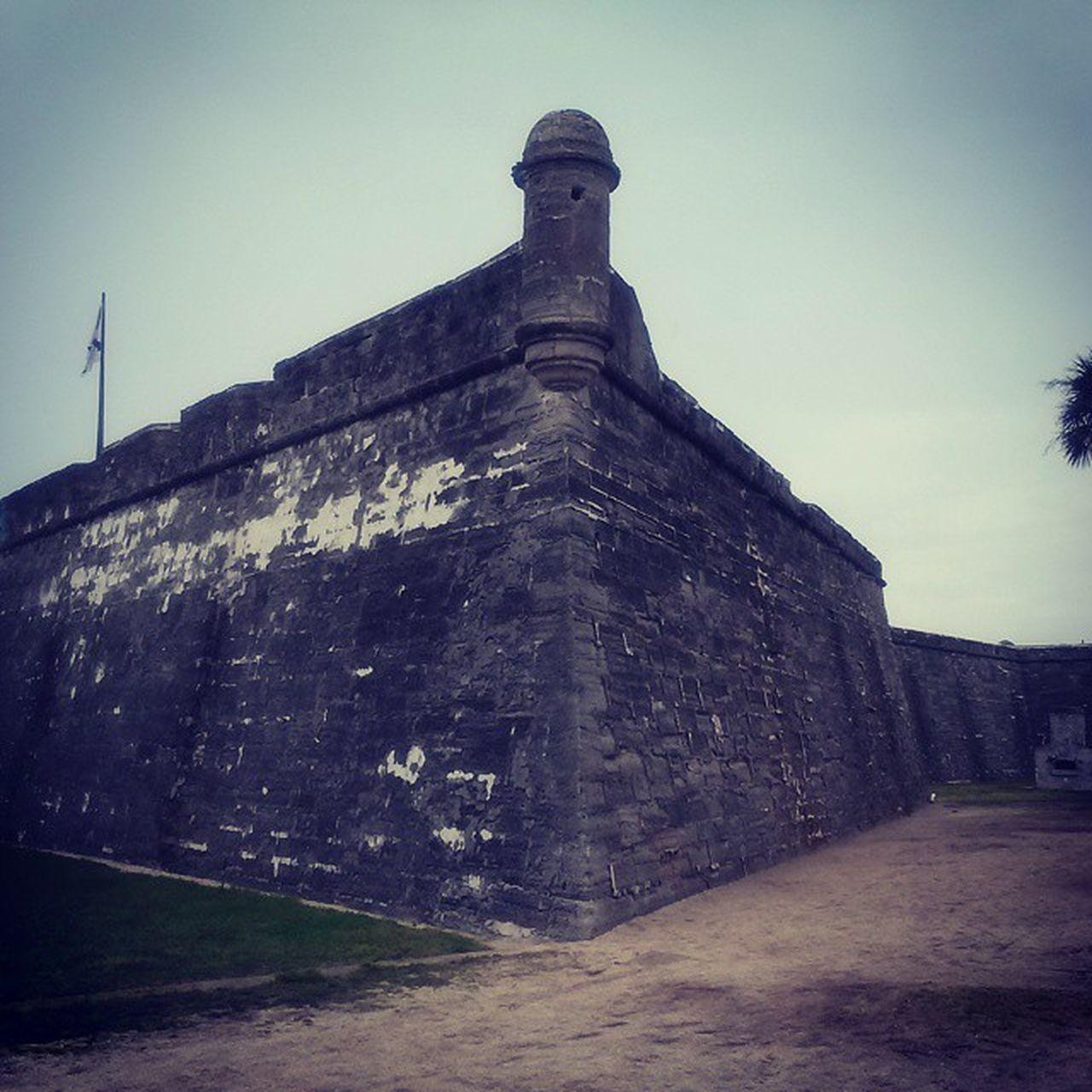Castillodesanmarcos Staugustine