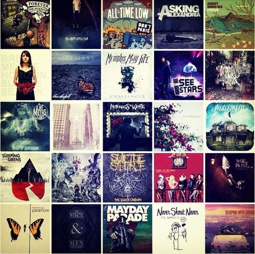 Bands That Saved Me