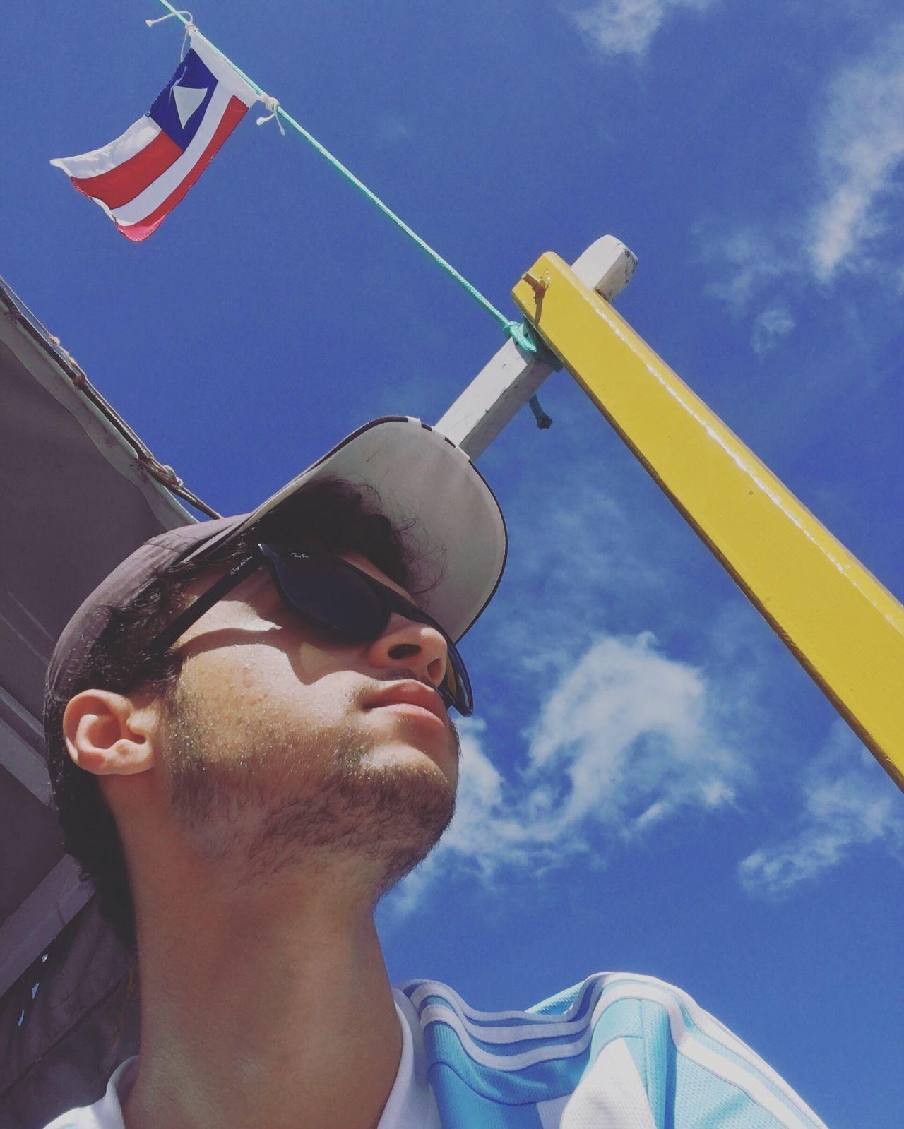 Brazil Sky Boat