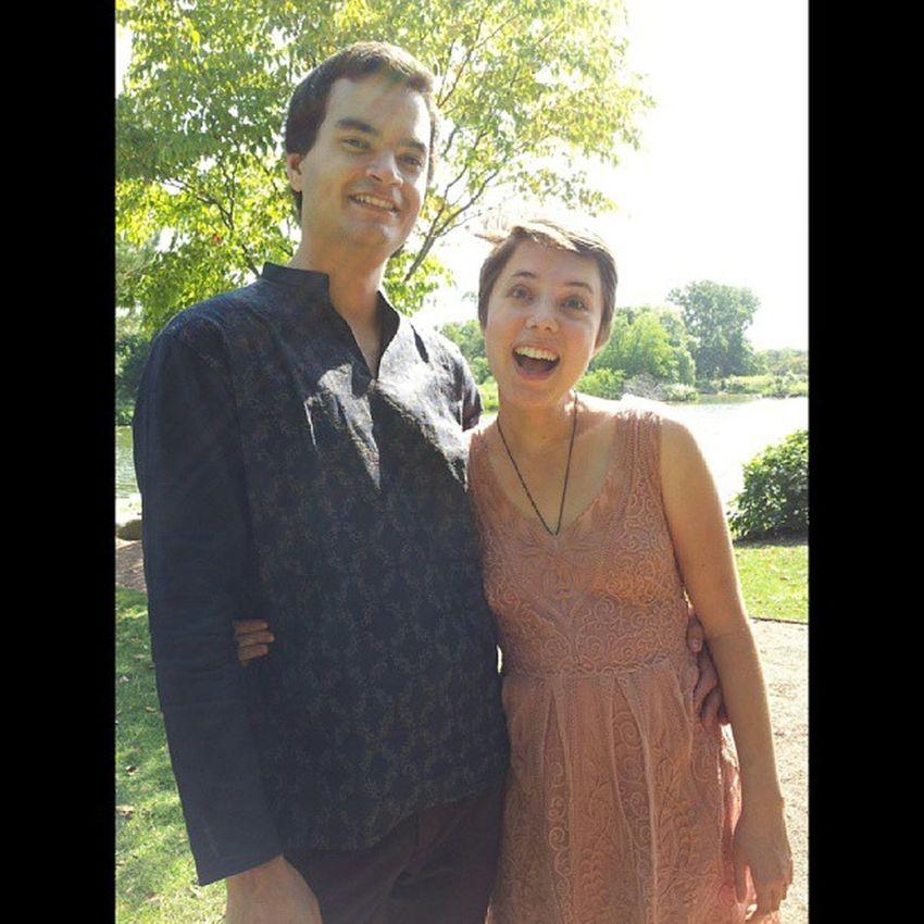 Mr. and Mrs. Matt and Lisa Brown :D