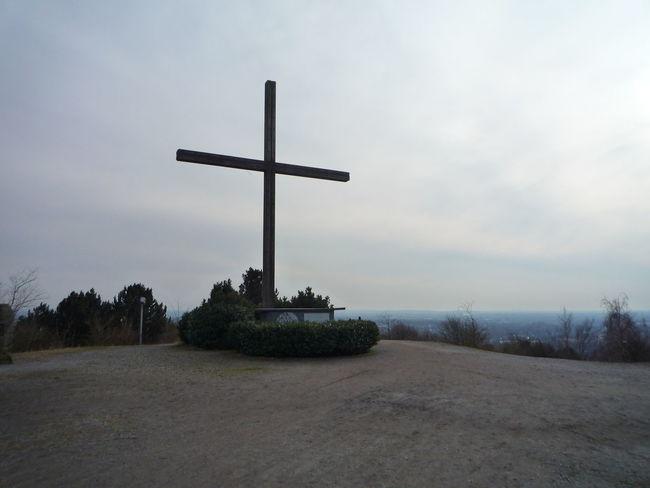 Beten Bottrop Gebet Gedenken Gedenkstätte Halde Halde Haniel Kreuz
