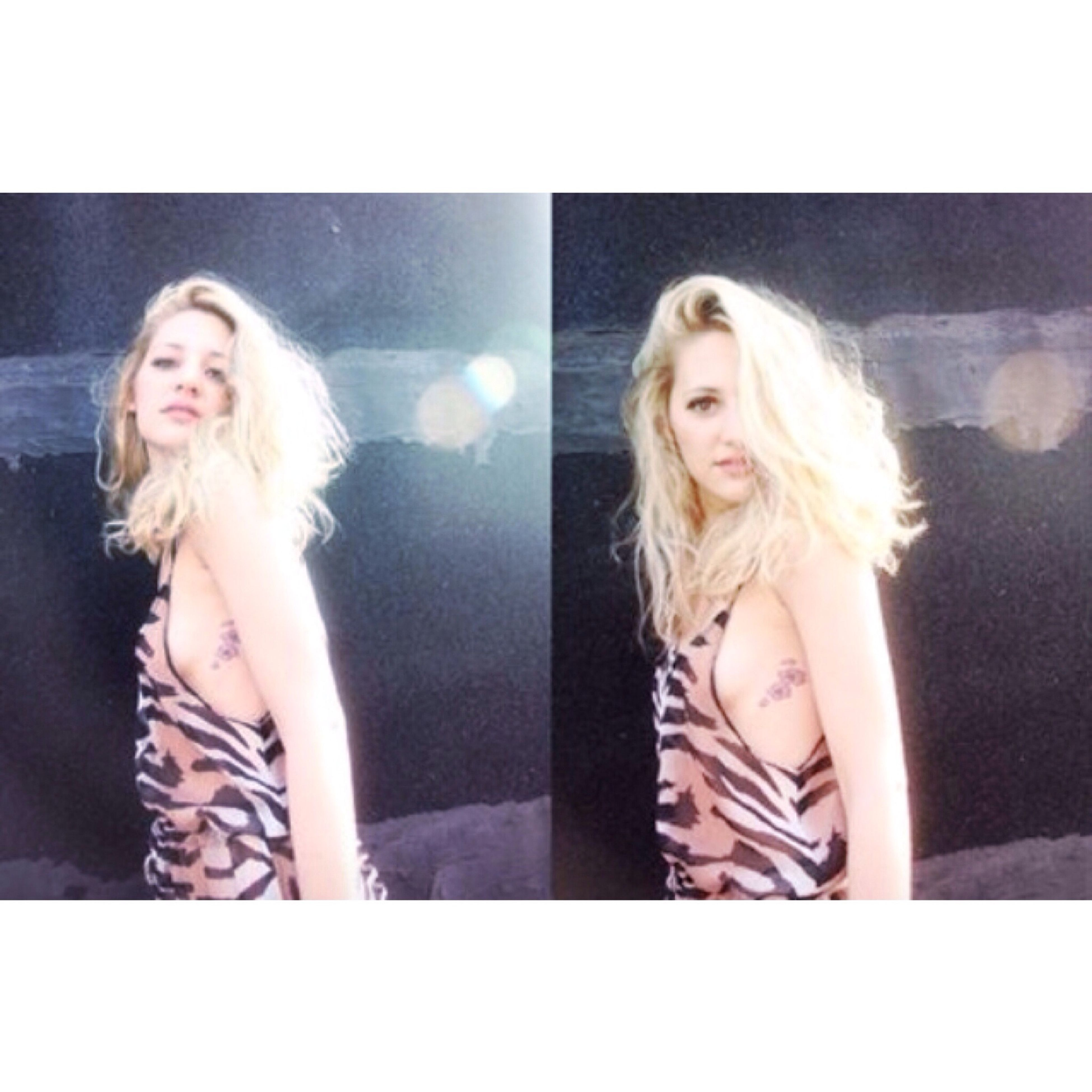 Me by Soyoon Moon Model Blonde Beautiful Taking Photos