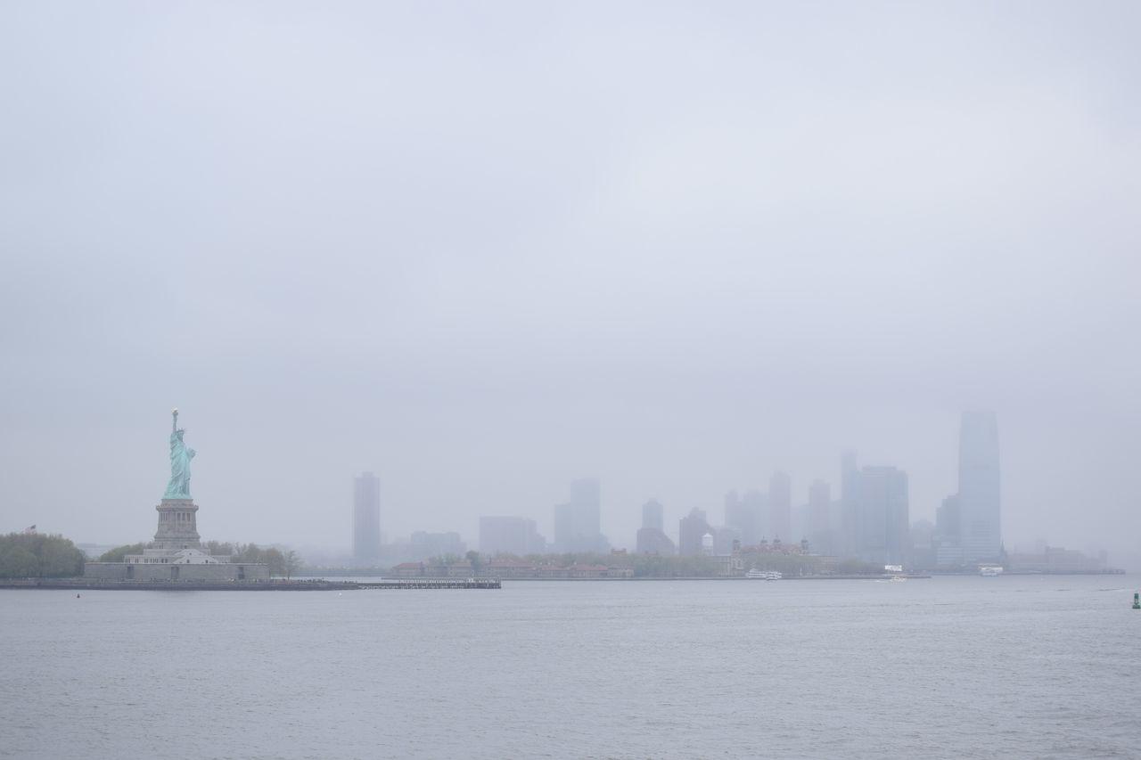 Beautiful stock photos of statue of liberty,  Building Exterior,  Built Structure,  Capital Cities,  City