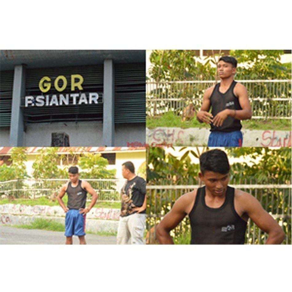 We train new boxer...Pertina Simalungun Petinju Boxing Sport ...