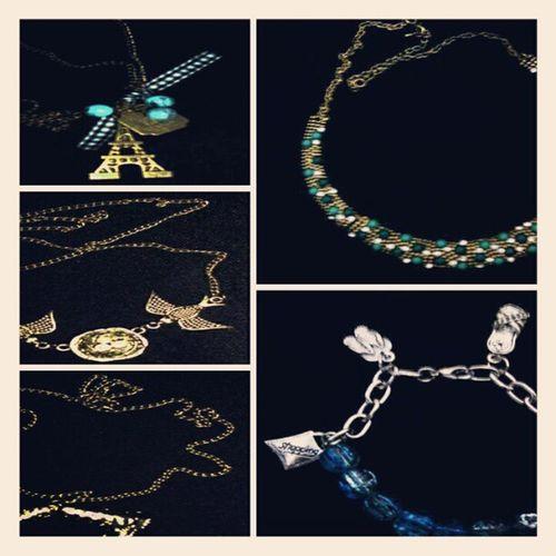 New babies :-) Bazaare SMDasma Cool Vintage cheap necklaces bracelet iwantmore