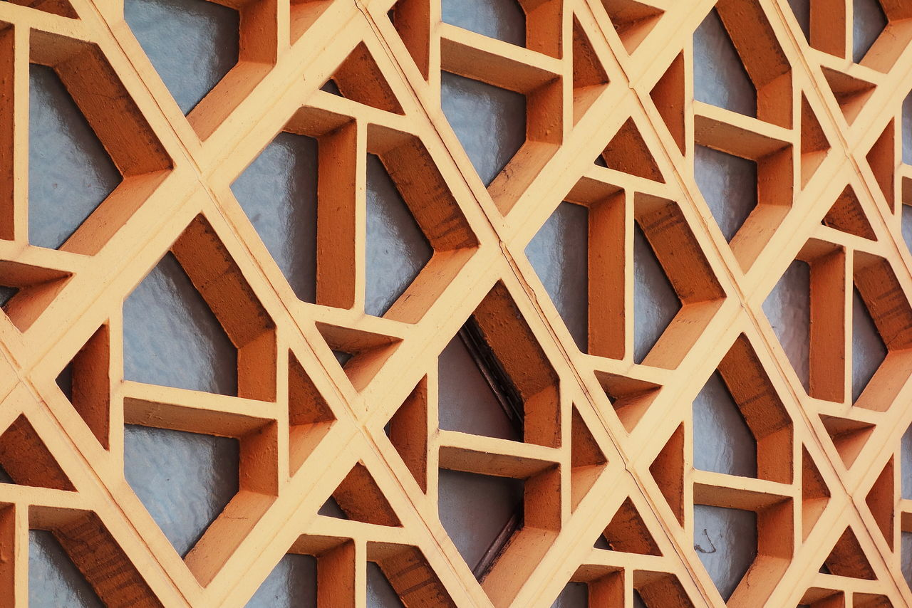 Abstract Architecture Colors Façade Geometric Shape Geometry Lines And Shapes Pattern