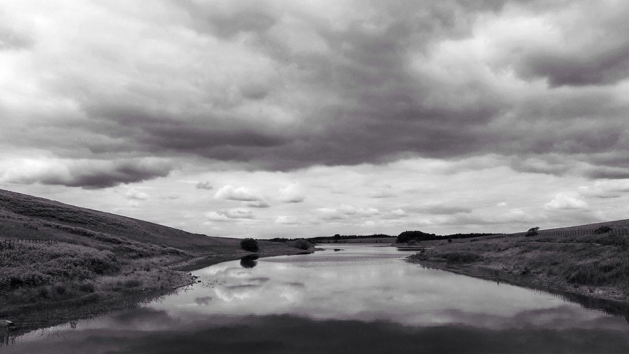 Grey sky... EyeEm Best Shots The Explorer - 2014 EyeEm Awards Black & White Scotland