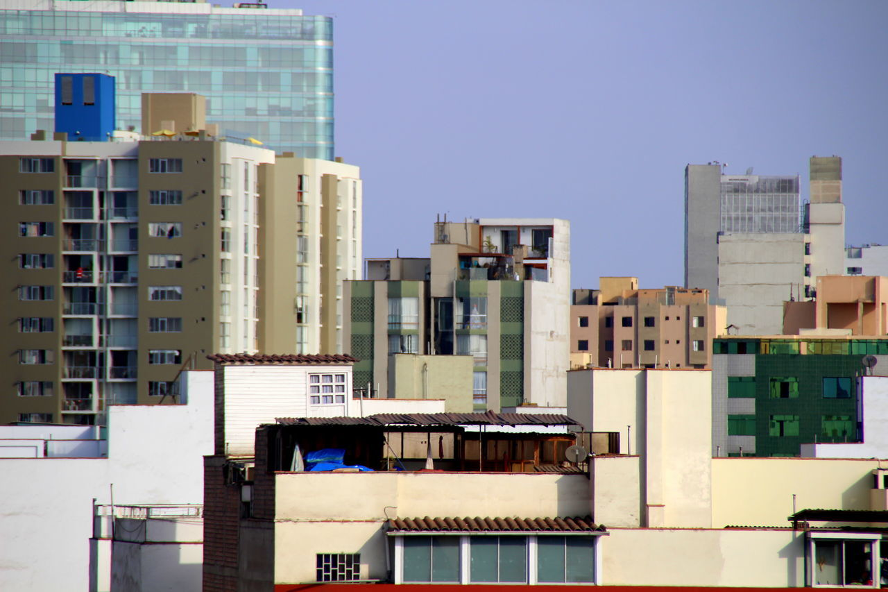 Architecture Bear Building Exterior Built Structure Chaparri Chiclayo City Cityscape Clear Sky Day Desert Favela Lima Modern No People North Coast Outdoors Panorama Peru Reserva Ecologica Chaparrì Skyscraper Slum Sunset Trujillo View First Eyeem Photo