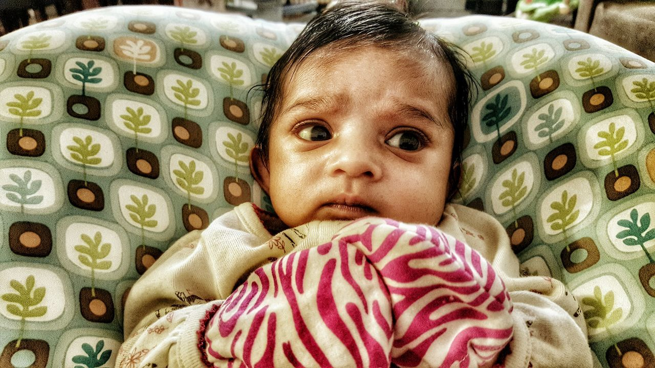 Baby Girl Beautiful Beauty Redefined Portrait EyeEm Best Shots Visual Thought