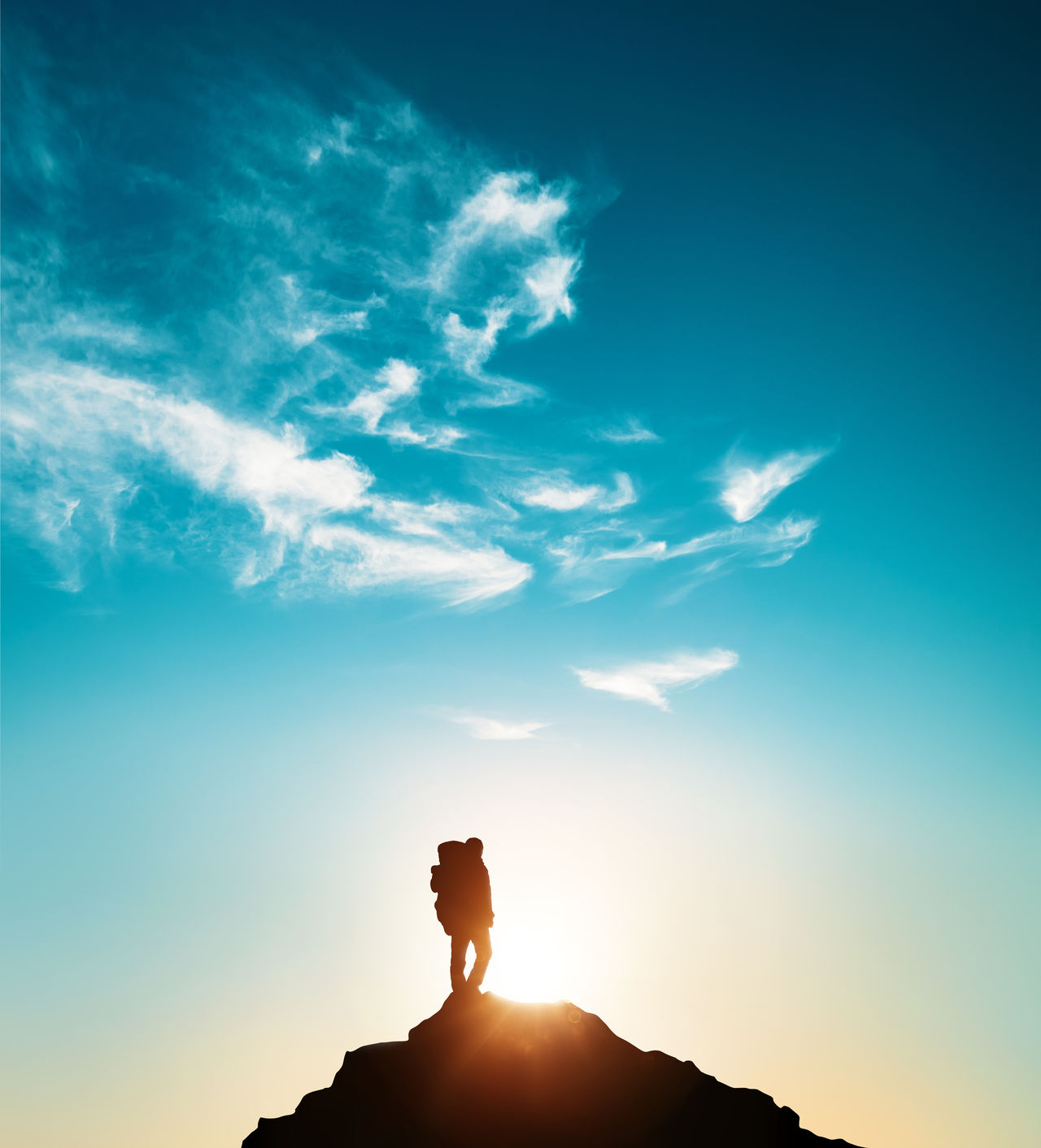 Adult Adults Only Adventure Beauty In Nature Cloud - Sky Day Human Body Part Leisure Activity Looking At View Men Mountain Nature One Man Only One Person Only Men Outdoors People Relaxation Scenics Sky Sunset