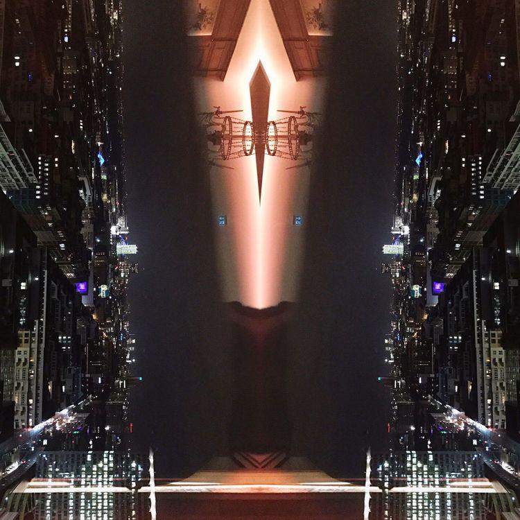 Berlinatnight Mirrored