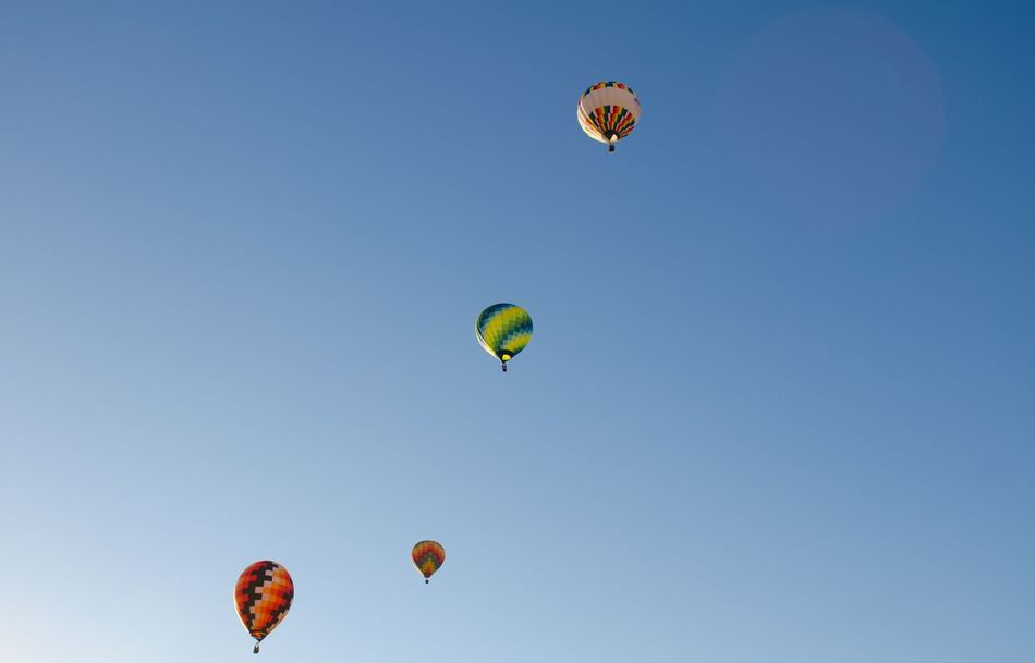 Beautiful stock photos of balloon, Adventure, Balloon, Blue, Bue