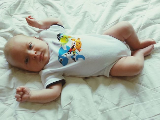 My lil munchie is 2 months today!