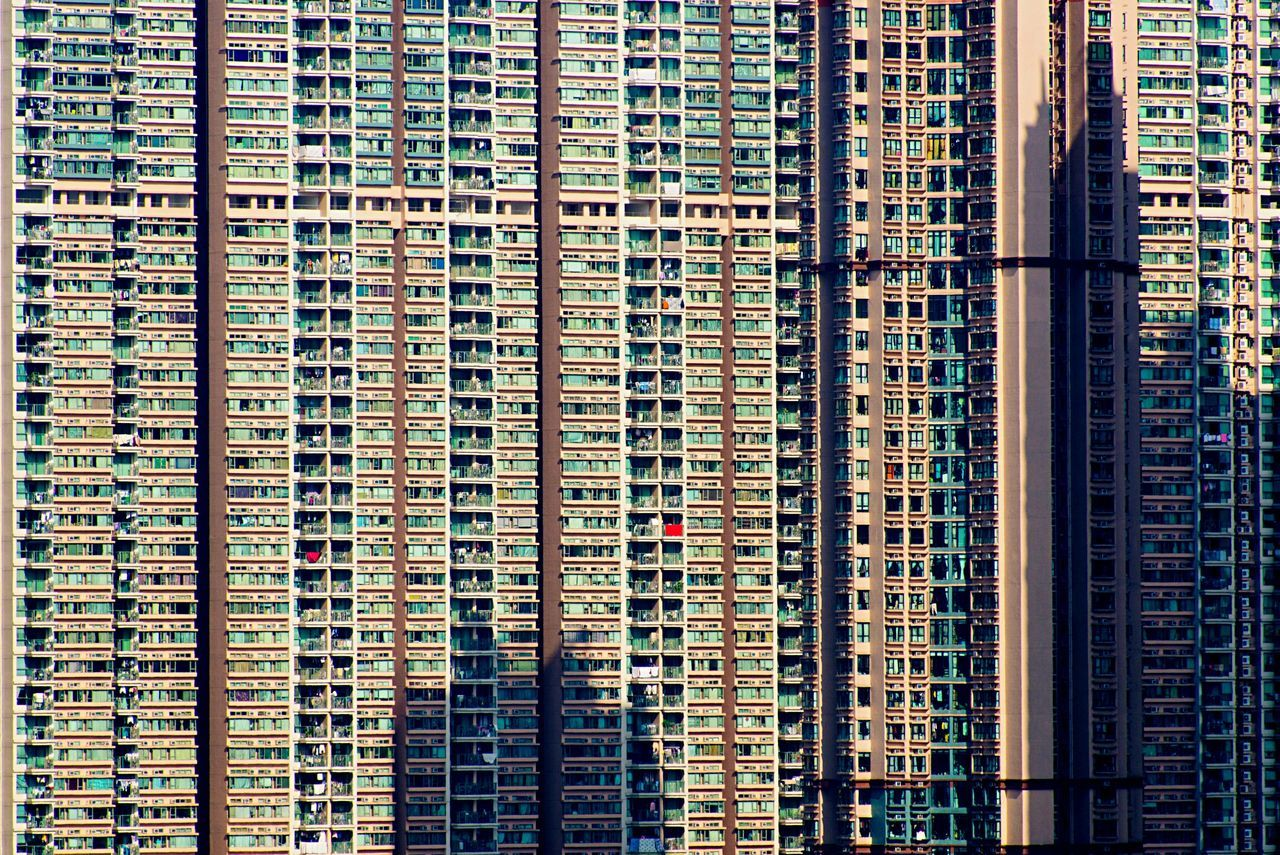 Beautiful stock photos of hong kong, Apartment, Architecture, Balcony, Building Exterior