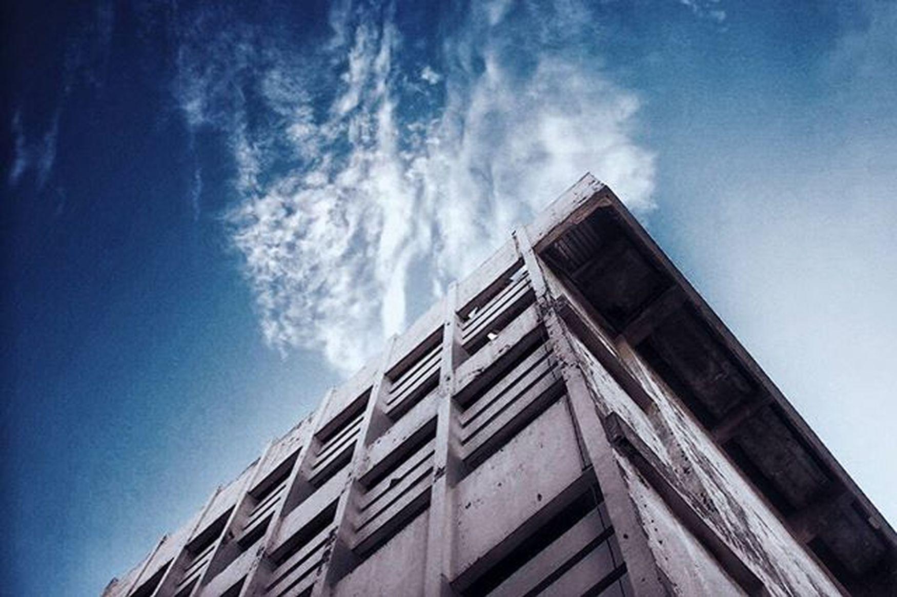 Old building. Architectureinlife