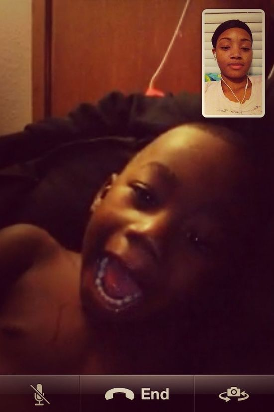 Facetime Wit My Babe!❤