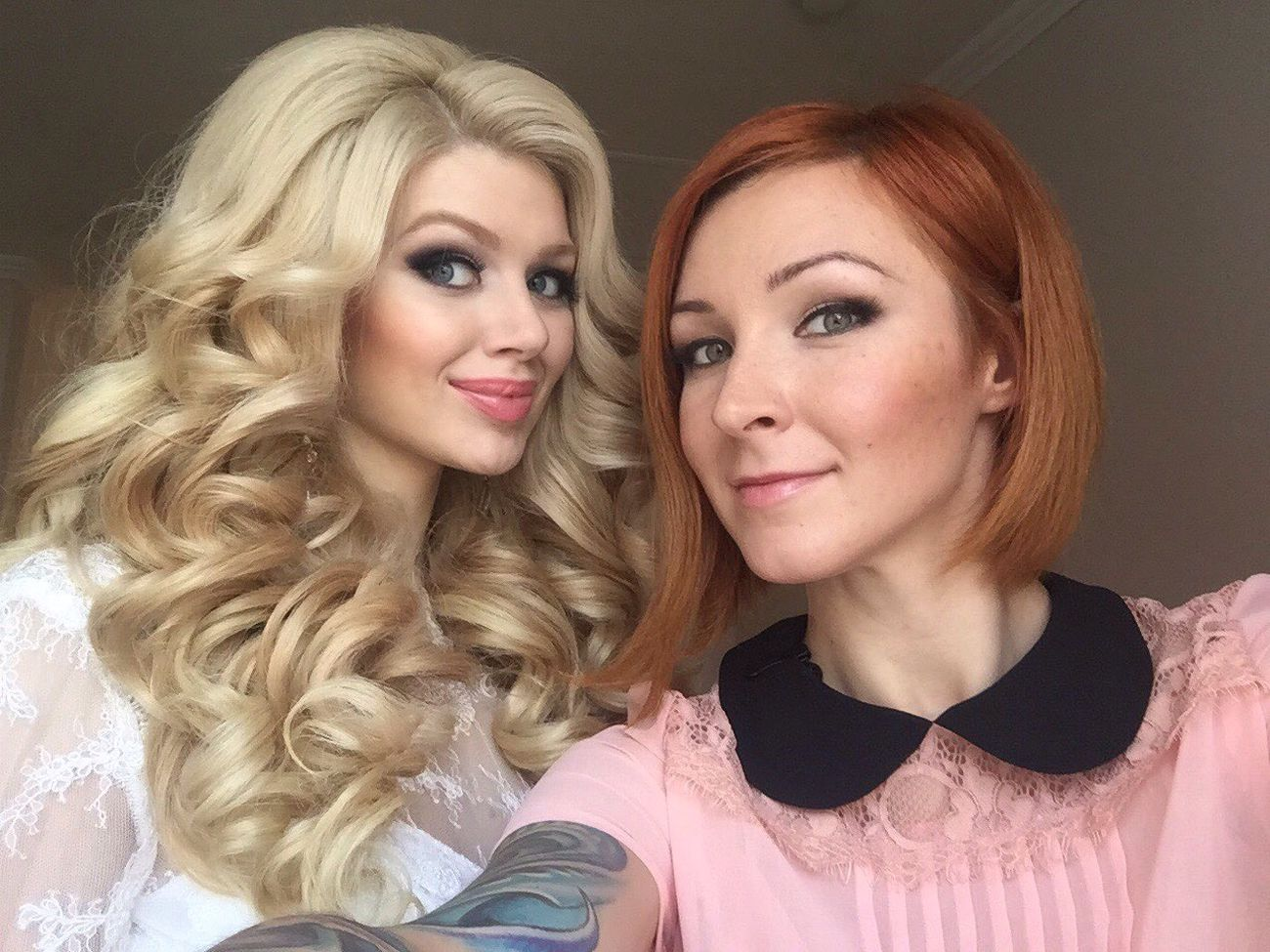 Blondie Novia2015 Weddingdetails Blondehair Hairstylist Hairdresser Happy Wedding Long Hair Weddinghair Girl