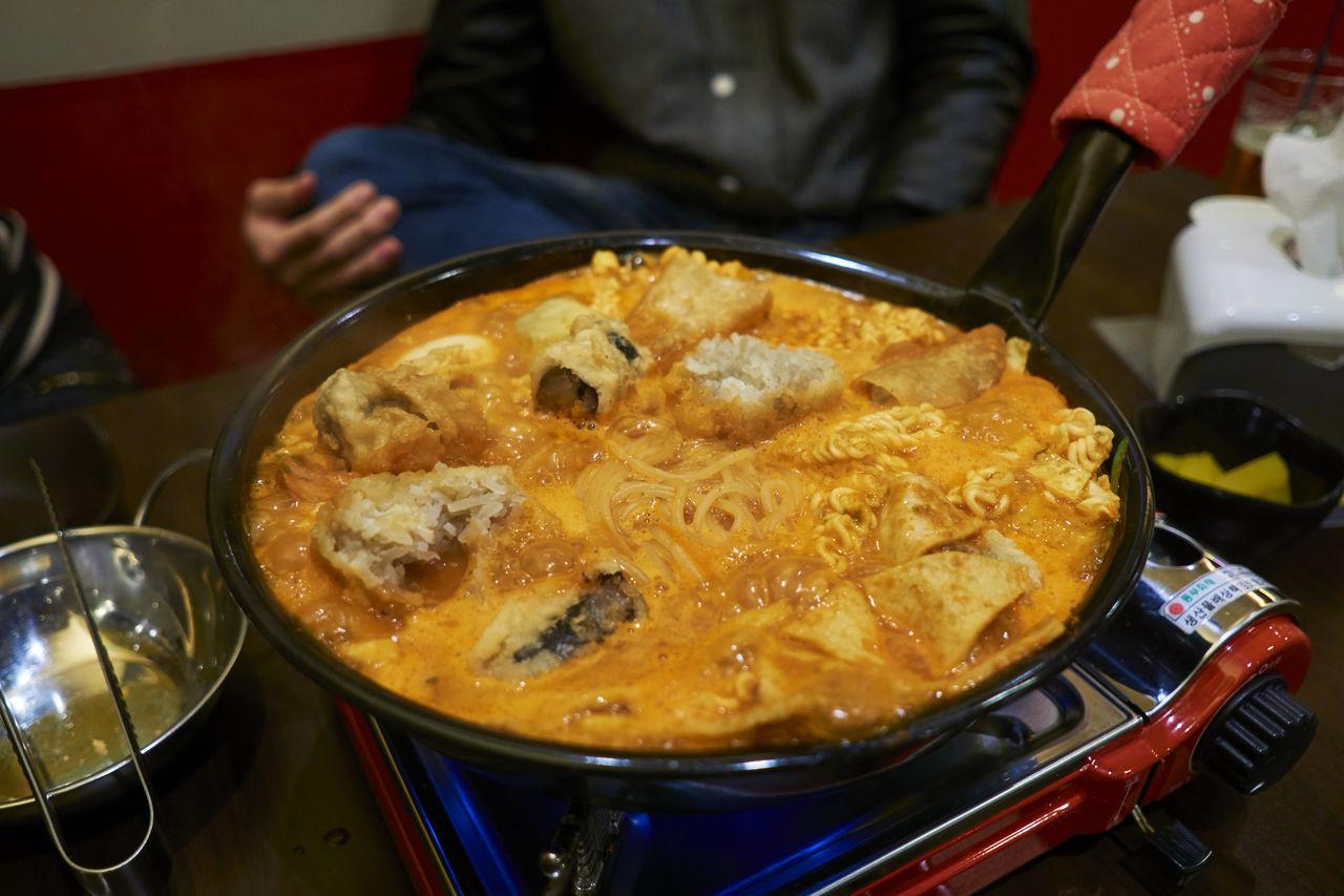 Close Up Ddeok-bokkii Food Food Porn Korean Food Meal Ready-to-eat Sigma19mmArt Sony A6000