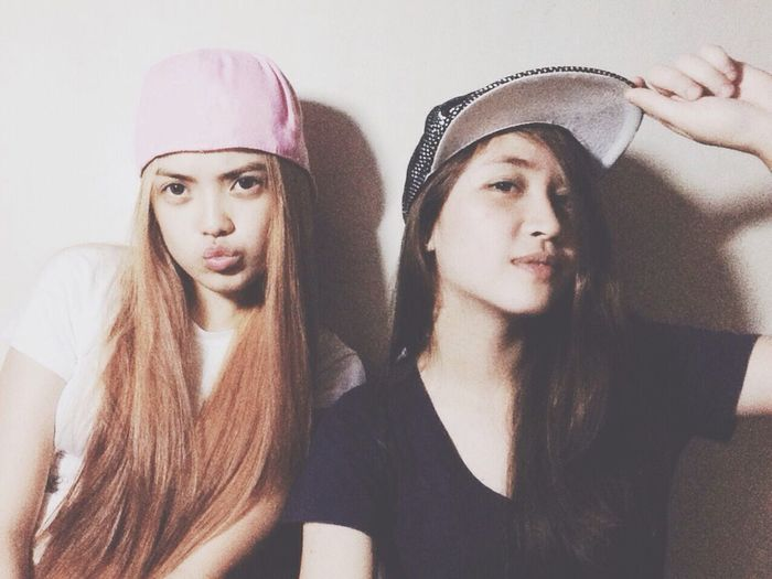 Feeling like a Hipster With Friend Crazy Model