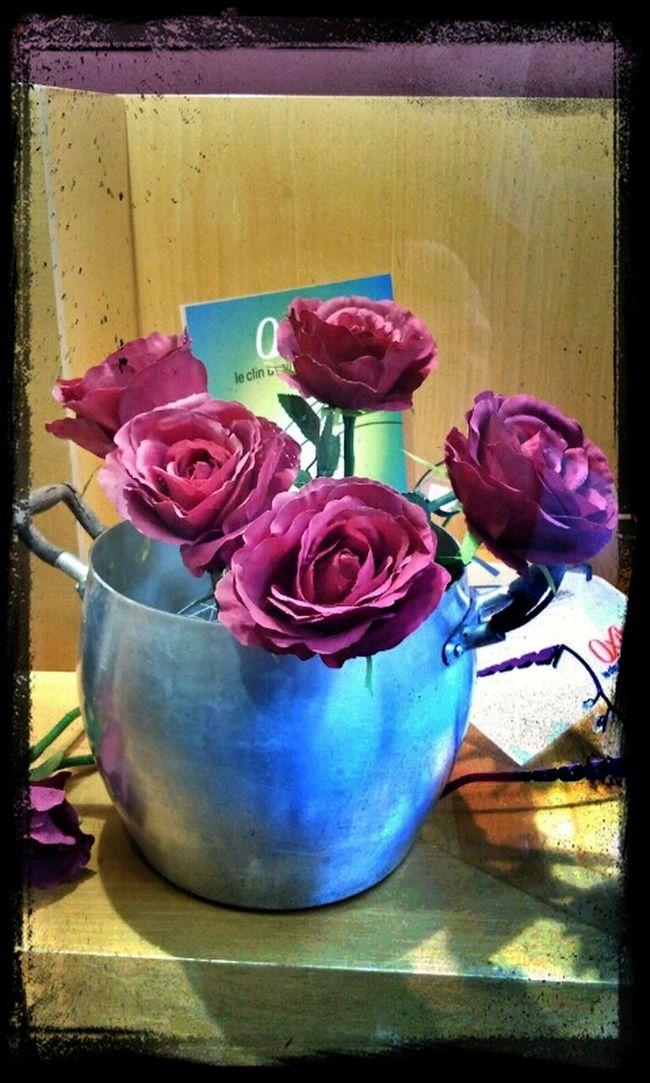 Flores Escaparates Aparador Temps De Flors