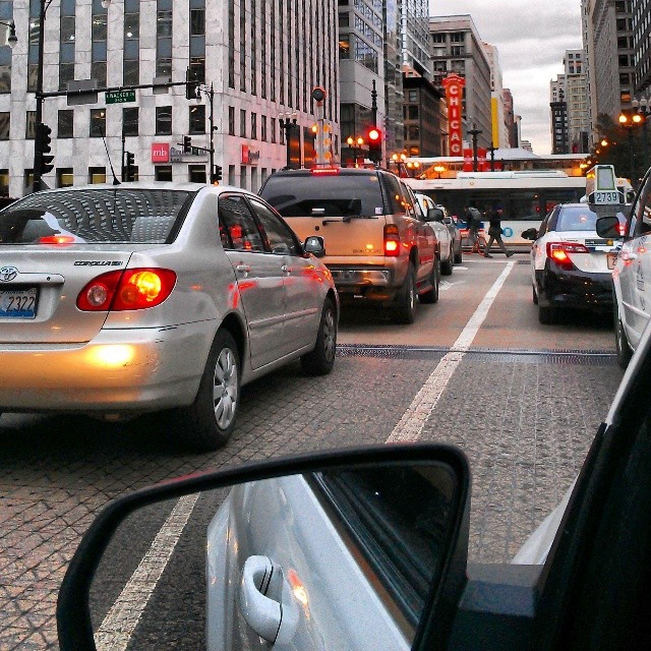 Chicago StateSt Traffic