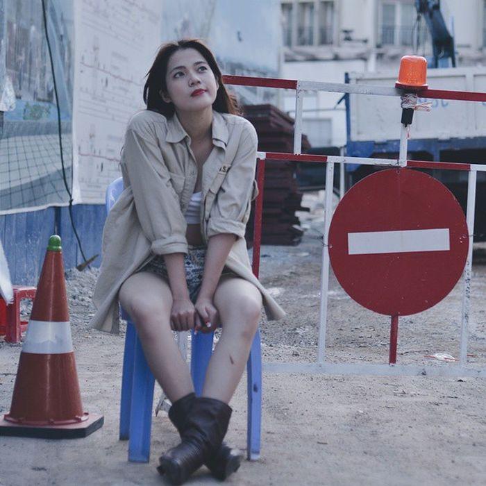 Mơ về nơi xa lắm... Tôi sợ mình kì vọng quá nhiều Photo Model Outside Hcm quan1