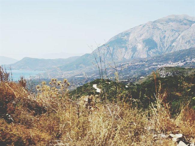 Protecting Where We Play Samos Island, Greece Breathtaking View Sea Greenmountain Samos Greece ViewSamos/Σάμος - Greece/Ελλάς!
