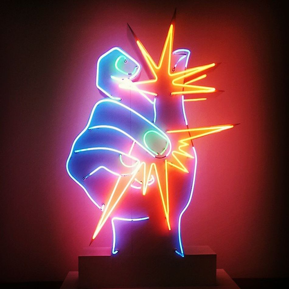 Martial Raysse @ Beaubourg Exposition Exhibition Popart Art Paris loveit MartialRaysse