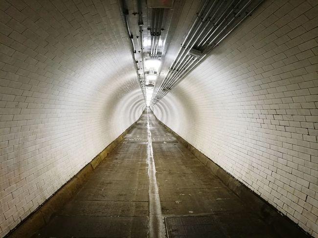 Tunnel View Tunnel Woolwicharsenal Echo LongWaysFromHome Longwaytogo  LongWay2Go