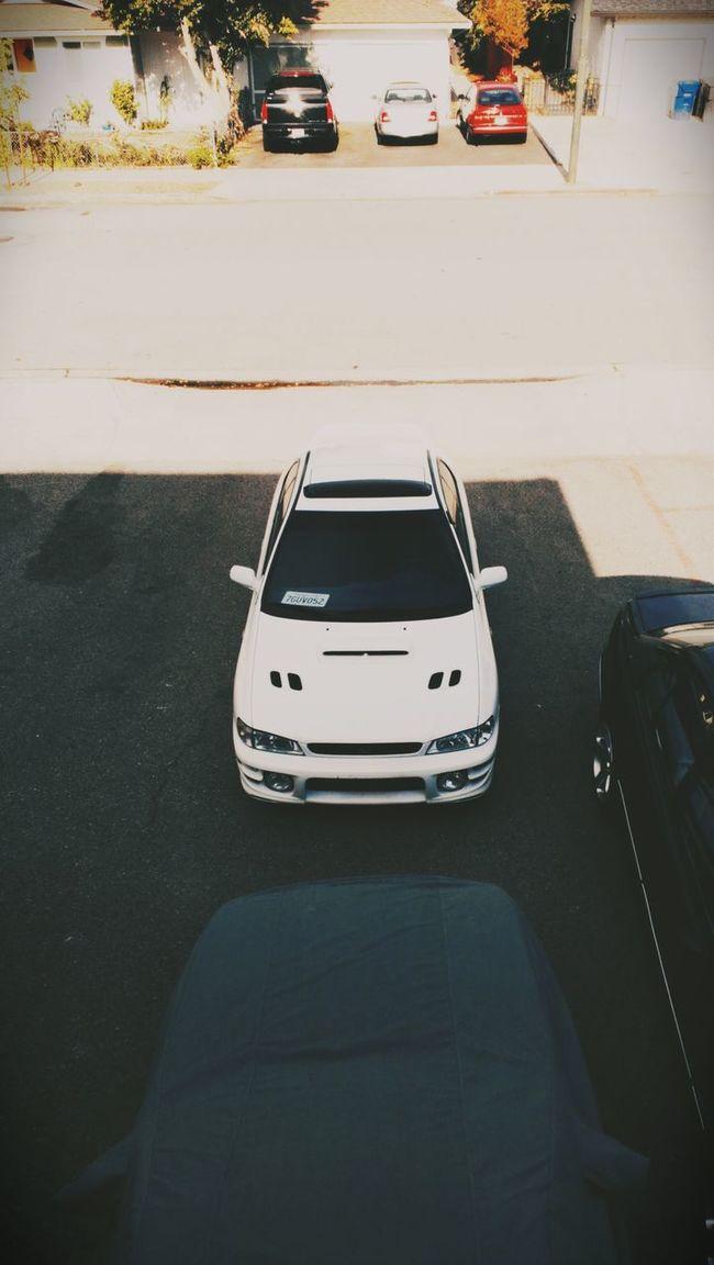 Goodbye my love Subaru Impreza 2.5rs