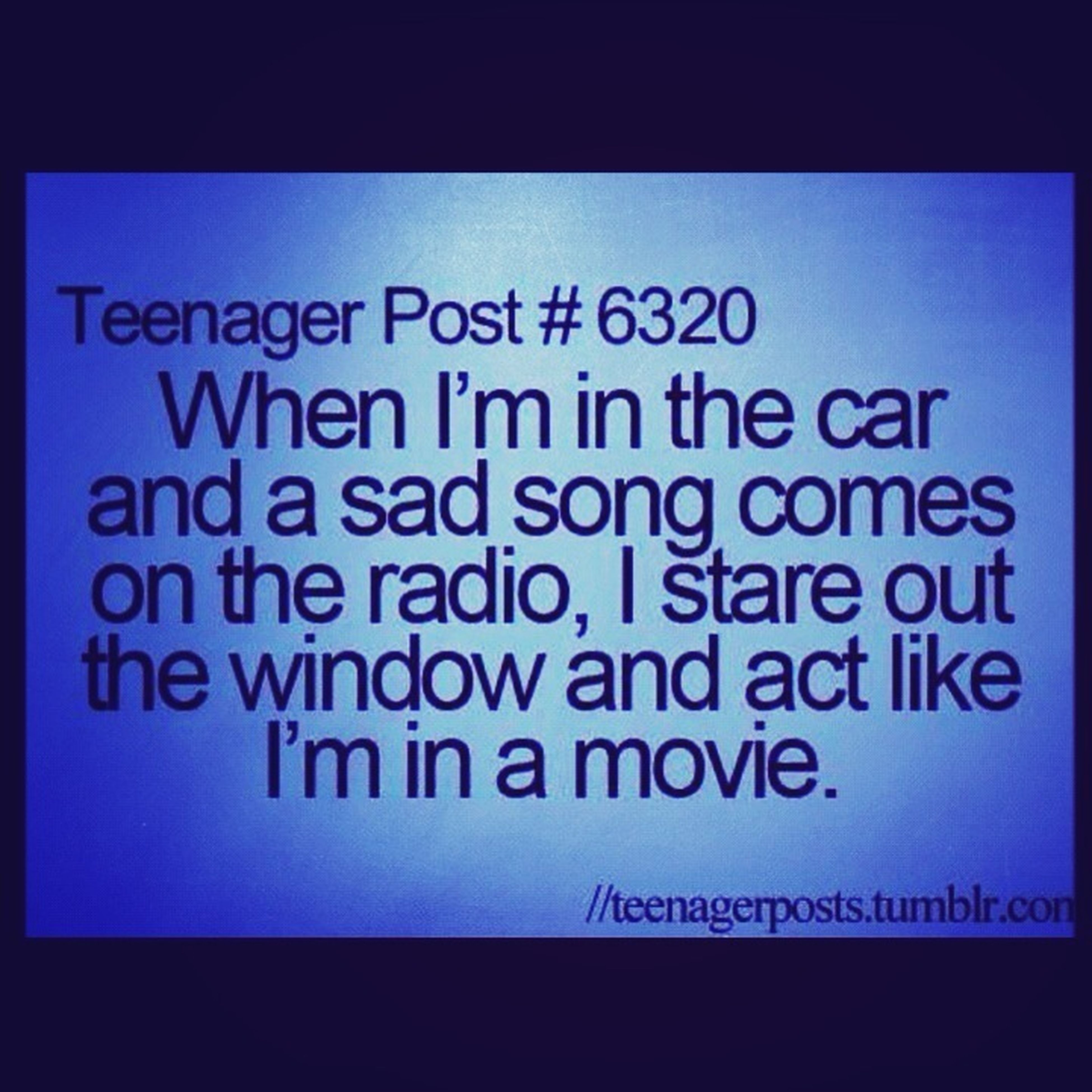 Not Gonna Lie I Do This /.\ XD