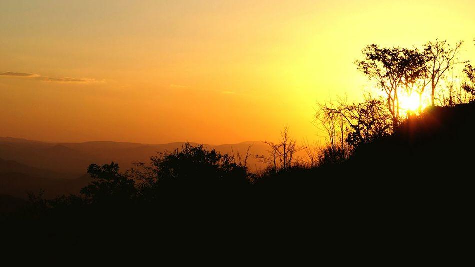 Céu Sol Sun Pôr Do Sol 🌅 Sunset Luz Do Sol Sunlight Sombra Shadow Silhueta Silhuette Brasil ♥ Brazil Ceará EyeEmNewHere
