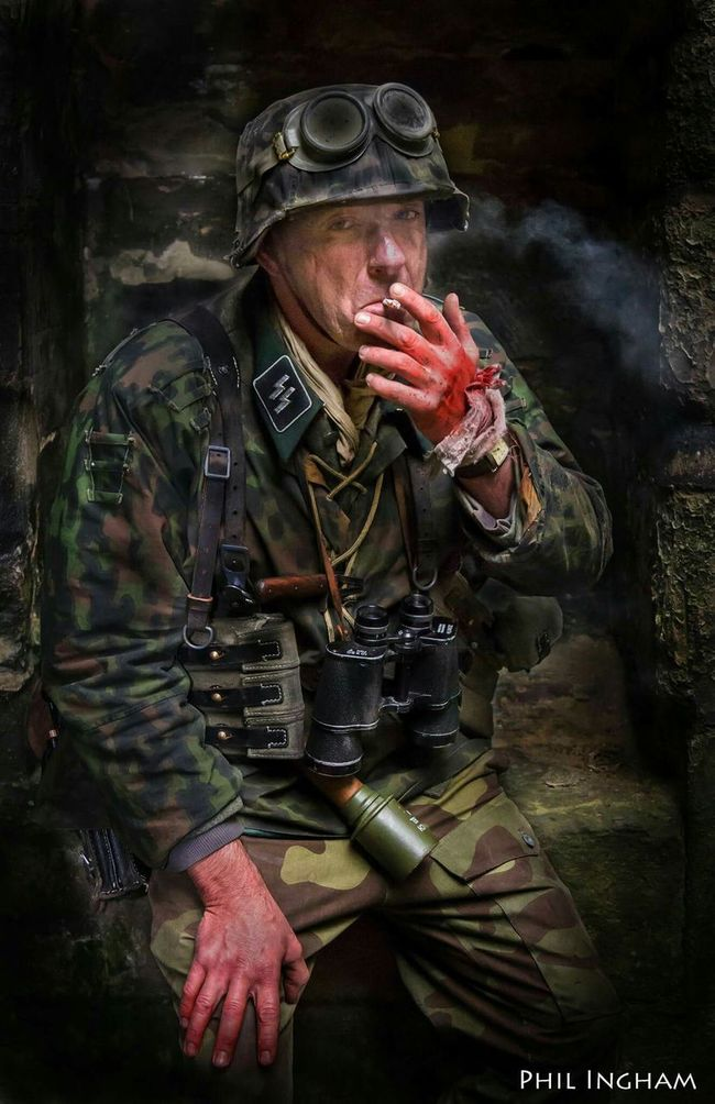 Portrait of a WW2 German Soldier. Portrait EyeEm Best Shots EyeEm Best Shots - People + Portrait Soldier