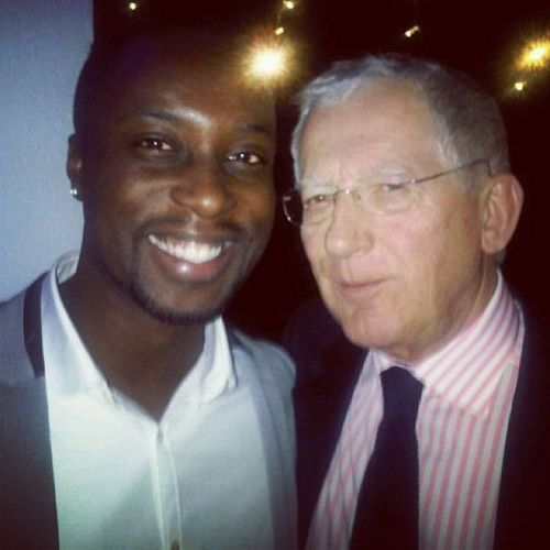 Nick Hewer from Bbcapprentice Apprentice Great guy Tv Television Dapper Classic