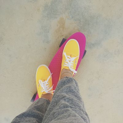 Stree Photography Travel Penny Board