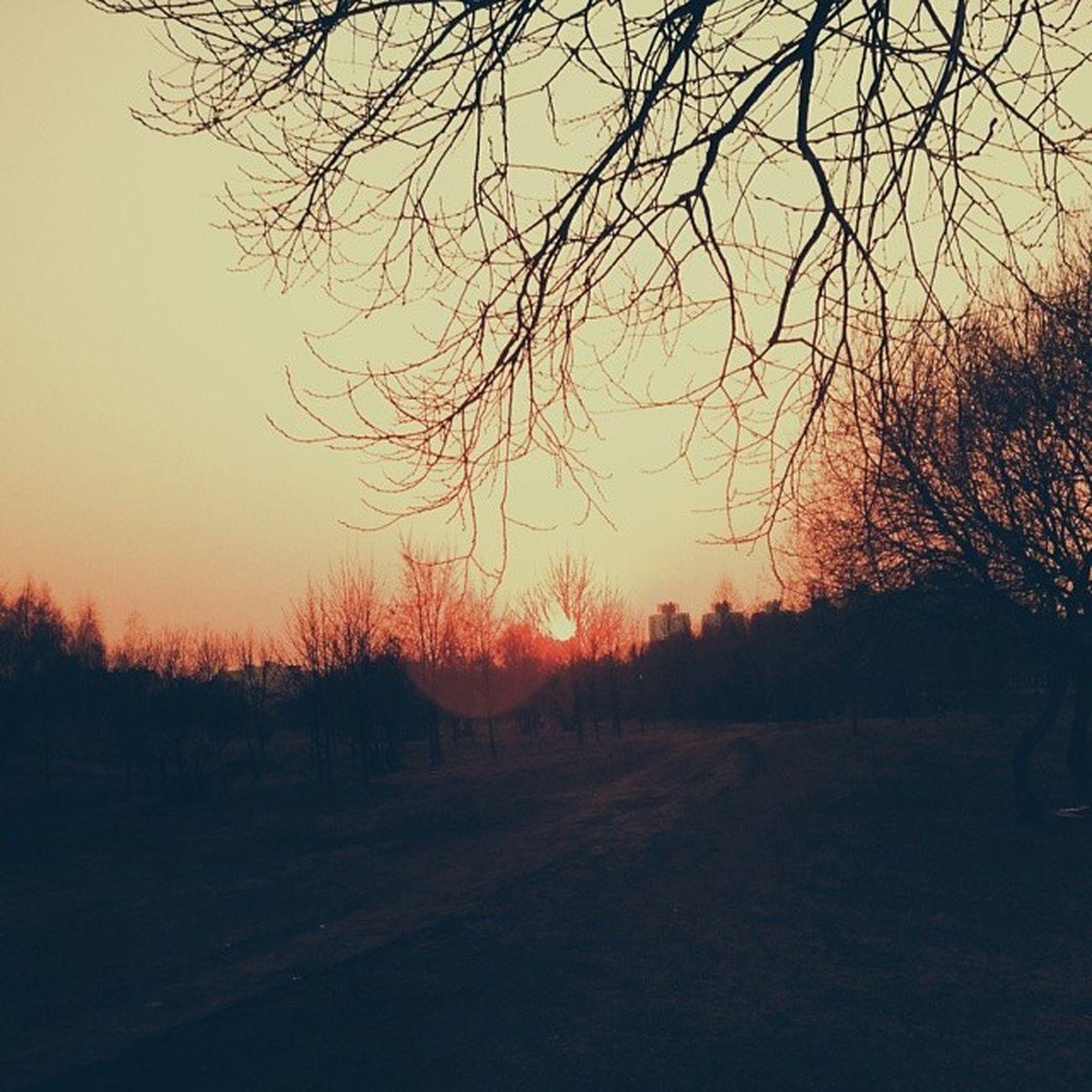 Vscocam Sunset Cityminsk