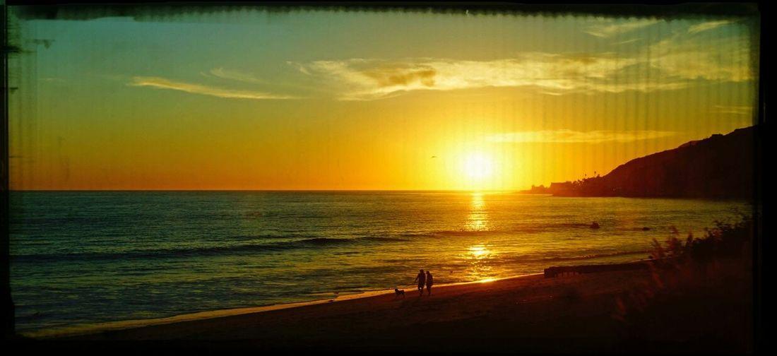 Love is a California sunset First Eyeem Photo