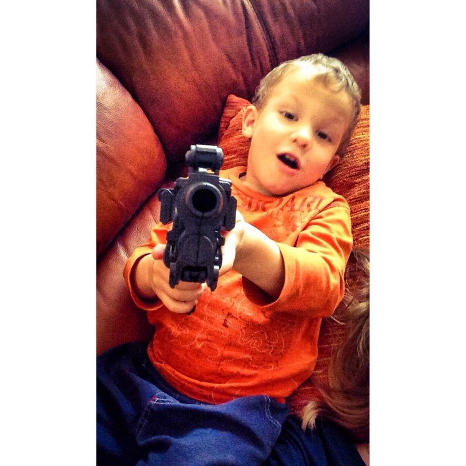 Brother Bang Bang Gun Love Him