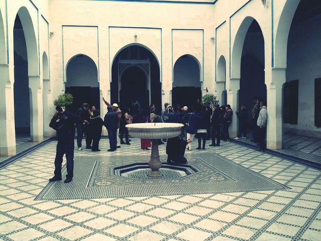 the castle of bahia marrakech Morocco First Eyeem Photo
