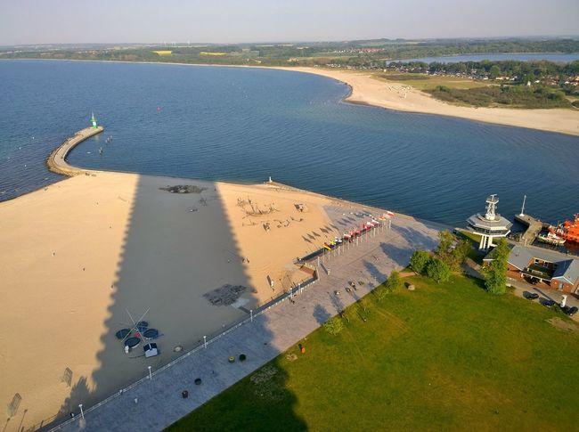 Lübeck-Travemünde Lübeck, Germany Ships⚓️⛵️🚢 Sea Sandcastles
