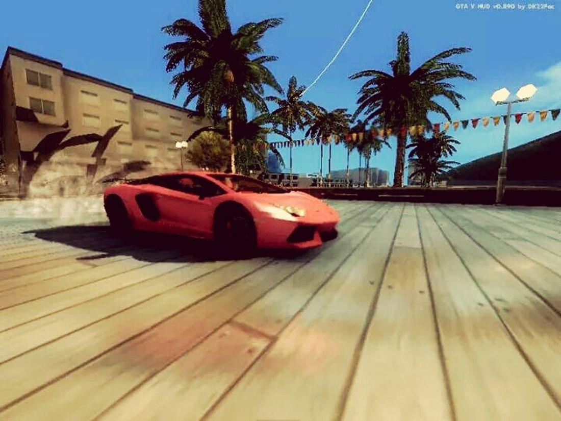Gtasa my gta sa :v ~ Cars Mod