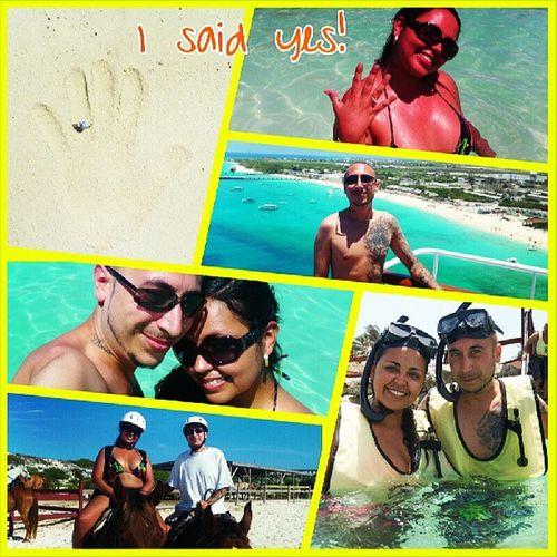 TBT  HePutARingOnIt Caribbean Vacation Sand Sun Fun